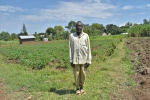 The Water Project: Shitavita Community, Patrick Burudi Spring -  Patrick Burudi