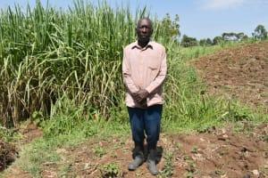 The Water Project: Shitavita Community, Patrick Burudi Spring -  Sasaka Burudi