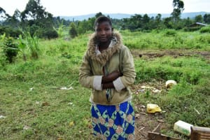 The Water Project: Silungai B Community, Tali Saya Spring -  Rebecca