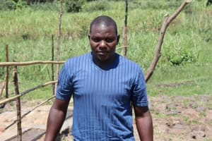 The Water Project: Makale Community, Luyingo Spring -  Erick