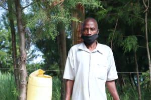 The Water Project: Tsivaka Community, Tsivaka Spring -