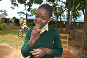 The Water Project: Gamalenga Primary School -  Dental Hygiene Demontration