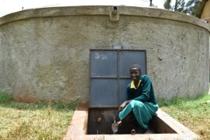 The Water Project: Gamalenga Primary School -  Happy Day