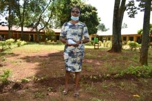 The Water Project: Gamalenga Primary School -  Joyline Yonge