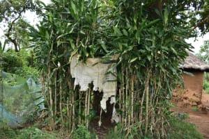 The Water Project: Mundoli Community, Pamela Atieno Spring -  Traditional Bathing Area