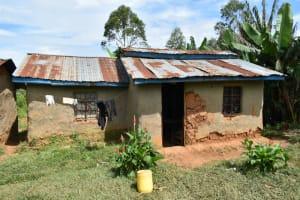 The Water Project: Mundoli Community, Pamela Atieno Spring -  Family House