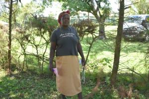 The Water Project: Maraba Community, Nambwaya Spring -  Eddah Omulama