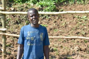 The Water Project: Maraba Community, Nambwaya Spring -  Thomas Anzetse