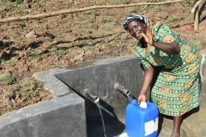The Water Project: Maraba Community, Nambwaya Spring -  Water Celebrations
