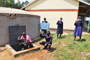 The Water Project: Kapkoi Primary School -  Thank You For Your Support