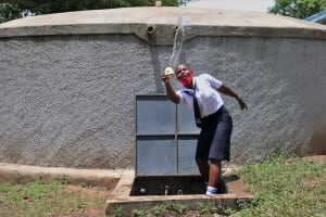 The Water Project: Friends School Shivanga Secondary -  Clean Water At Last