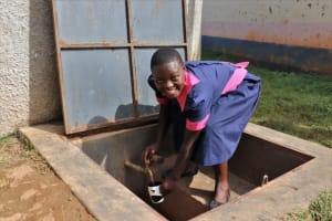The Water Project: Jinjini Friends Primary School -  Smiles All Over