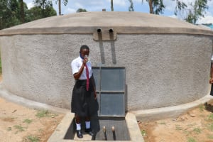 The Water Project: Kinu Friends Secondary School -  Drinking Water