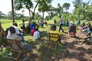 The Water Project: Indulusia Community, Yakobo Spring -  Training