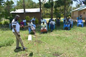 The Water Project: Shitavita Community, Patrick Burudi Spring -  Tippy Tap Use Demonstration