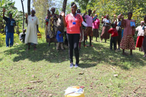 The Water Project: Lukala C Community, Livaha Spring -  Training Complete