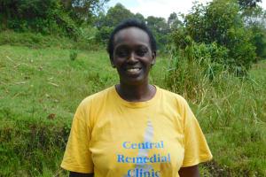 The Water Project: Muyundi Community, Magana Spring -  Carolyne Magana