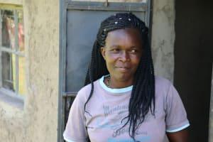 The Water Project: Mukoko Community, Zebedayo Mutsotsi Spring -  Beatrice Matsitsa