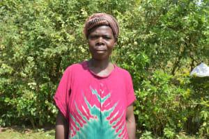 The Water Project: Malanga Community, Malava Housing Spring -  Juliah Khabakali