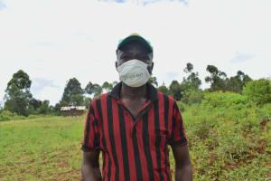 The Water Project: Silungai B Community, Tali Saya Spring -  Philip Soita