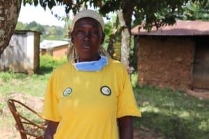 The Water Project: Jamulongoji Primary School -  Ebby Lugonzo School Cook