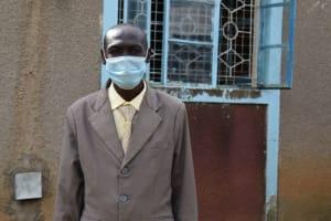 The Water Project: Mukambi Baptist Primary School -  George Odenyo Deputy Headteacher