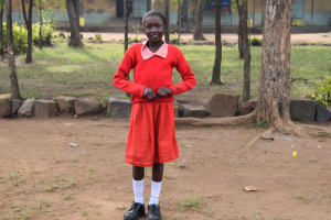 The Water Project: Mukambi Baptist Primary School -  Nelly