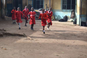 The Water Project: Mukambi Baptist Primary School -  On The School Grounds
