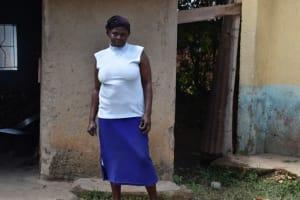 The Water Project: Mukambi Baptist Primary School -  School Cook