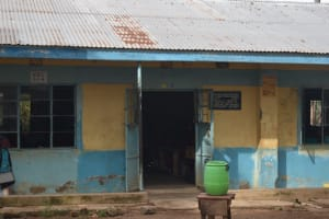 The Water Project: Mukambi Baptist Primary School -  Classrooms With Handwashing Points Outside