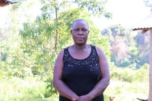 The Water Project:  Ms Felistus Shimwati