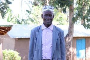 The Water Project: Namarambi Community, Iddi Spring -  Asman Iddi