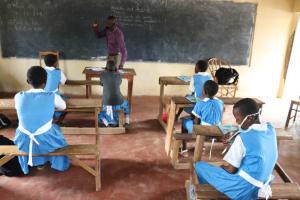 The Water Project: Jamulongoji Primary School -  Ctc Training In Progress