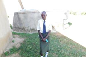 The Water Project: ACK St. Peter's Khabakaya Secondary School -  Irine