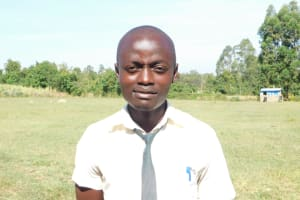 The Water Project: ACK St. Peter's Khabakaya Secondary School -  Martin