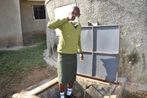 The Water Project: ACK St. Peter's Khabakaya Secondary School -  Cheers To Clean Water