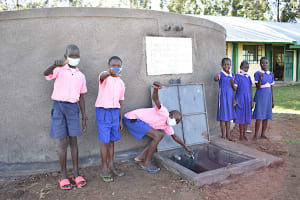 The Water Project: Eshimuli Primary School -  Thank You