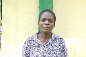 The Water Project: Eshimuli Primary School -  Teacher Eunice Atumba