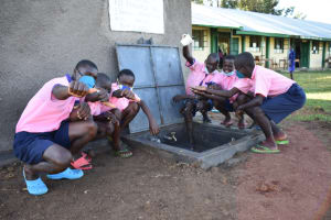 The Water Project: Eshimuli Primary School -  Water Celebrations