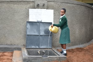 The Water Project: Makunga Secondary School -  No More Starining With Water