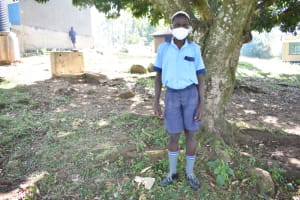 The Water Project: Isango Primary School -  Vincent