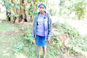 The Water Project: Bukalama Community, Wanzetse Spring -  Juliet