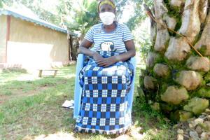 The Water Project: Bukalama Community, Wanzetse Spring -  Rhehema Wanga