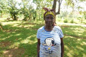 The Water Project: Bukalama Community, Wanzetse Spring -  Rhehema