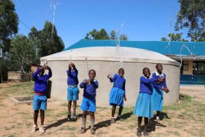 The Water Project: Jamulongoji Primary School -  Making A Splash