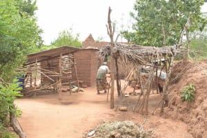 The Water Project: Kithalani Community -  Compound
