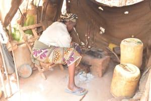 The Water Project: Kithalani Community -  Kitchen