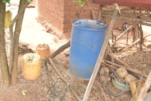 The Water Project: Kithalani Community -  Water Storage Containers