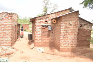 The Water Project: Kithalani Community A -  Household