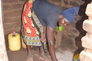 The Water Project: Kithalani Community A -  Inside Kitchen
